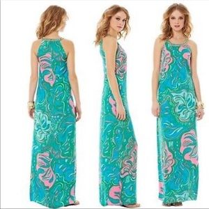 Lilly Pulitzer Franconia Maxi Dress